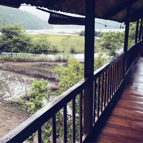 ambiente pacifico en lago ba be hinh 3