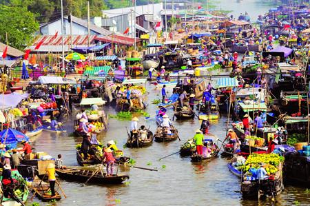 colores de los mercados vietnamitas hinh 2