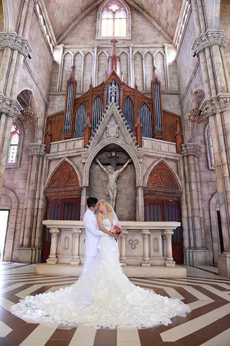 romantica ba na en temporada de bodas   hinh 1