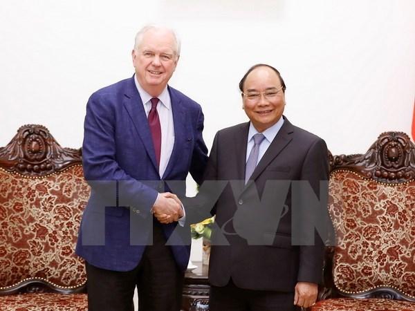 vietnam aspira a una mayor cooperacion educativa con estados unidos hinh 0