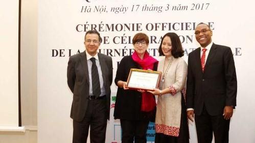 vietnam por contribuir al desarrollo comun de la comunidad francofona hinh 0