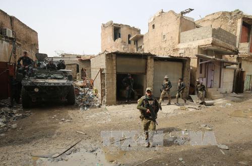 fuerzas de seguridad iraquies liberan otros puntos de mosul hinh 0