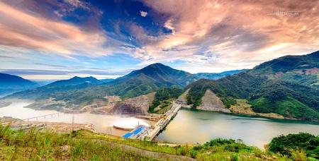 central hidroelectrica lai chau, nuevo atractivo turistico del noroeste vietnamita hinh 0