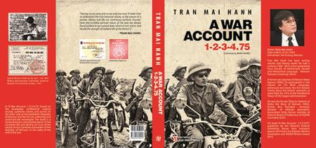 """el periodista tran mai hanh y el exito de su libro """"acta de guerra 1-2-3-4.75"""" hinh 0"""