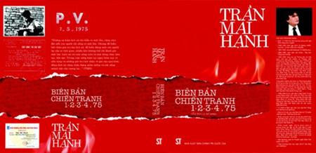 """el periodista tran mai hanh y el exito de su libro """"acta de guerra 1-2-3-4.75"""" hinh 4"""