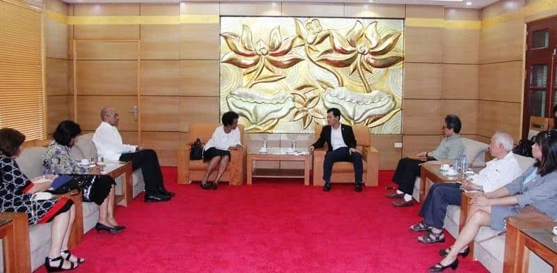 promueven la solidaridad y amistad entre vietnam y cuba hinh 0