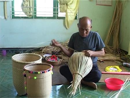 la etnia churu preserva su arte de tejido de cuevanos hinh 1