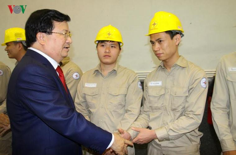meresmikan pabrik hydro listrik lai chau hinh 6