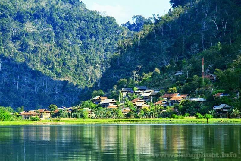 pac ngoi, desa  berbudaya yang tipikel dengan usaha wisata homstay di propinsi bac kan hinh 0