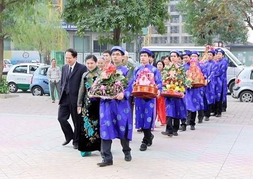 penjelasan tentang adat istiadat pernikahan di masyarakat vietnam hinh 1