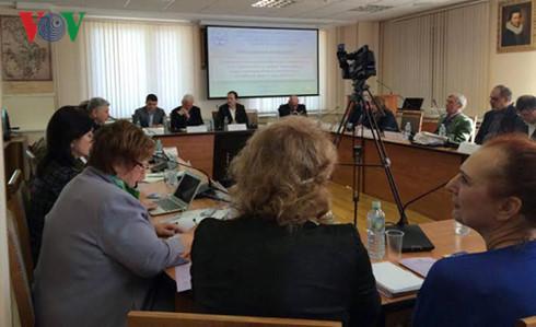 в россии прошла конференция по восточному морю hinh 0