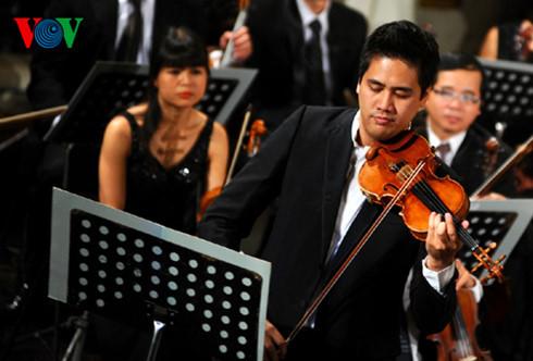 в рамках музыкального фестиваля «азия-европа» прошел концерт «мелодии дружбы» hinh 0