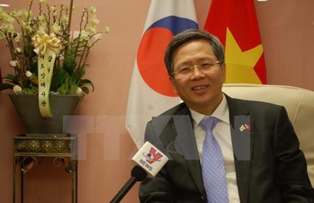 отношения между вьетнамом и республикои корея интенсивно развиваются  hinh 0