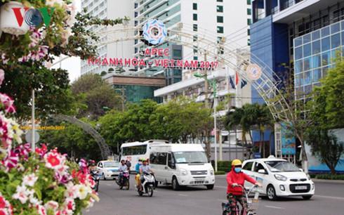 庆和省向亚太经合组织系列会议代表展现当地文化魅力 hinh 1