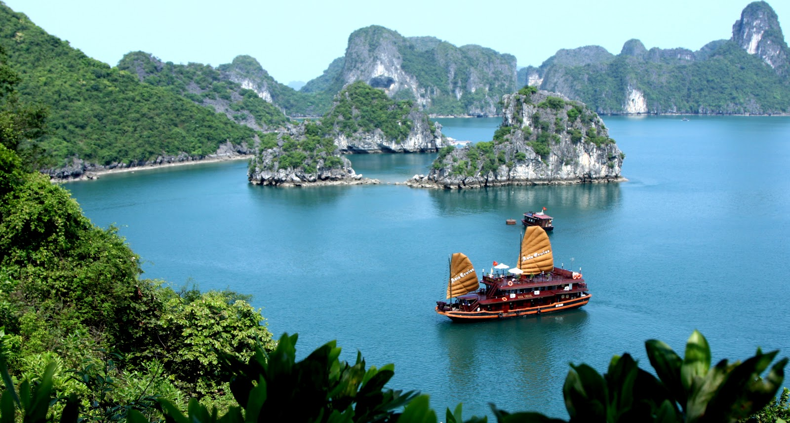 广宁省建议开发与电影《金刚:骷髅岛》有关的旅游产品 hinh 0