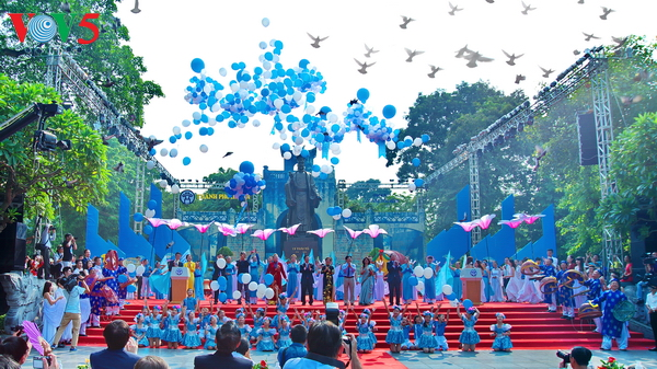 2017年世界和平小姐大赛将在越南举行 hinh 0