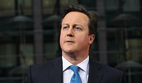British Prime Minister urges international conference on Syria