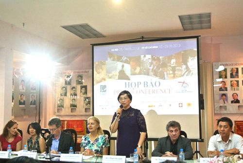 The 5th International Documentary Film Festival