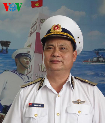 Vietnam People's Navy upholds tradition of defending nation sea and island sovereignty News