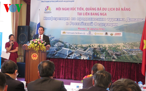Da Nang promotes its tourism in Russia