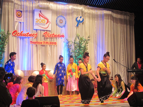 Vietnamese culture highlighted in the Czech Republic