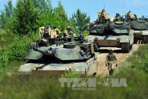 Largest NATO military exercise kicks off in Poland