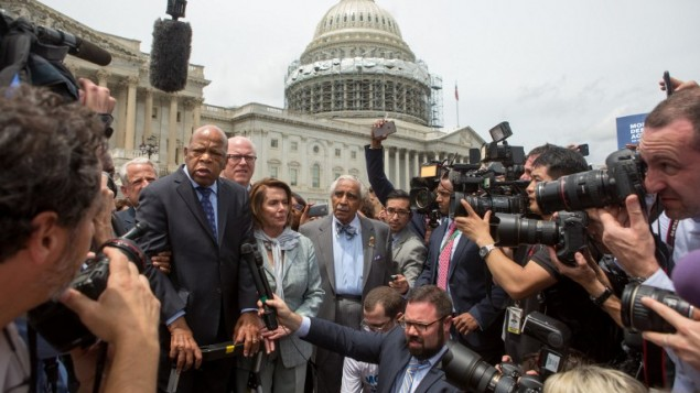 "US House Democrats plans ""day of action"" to keep pushing for gun control"