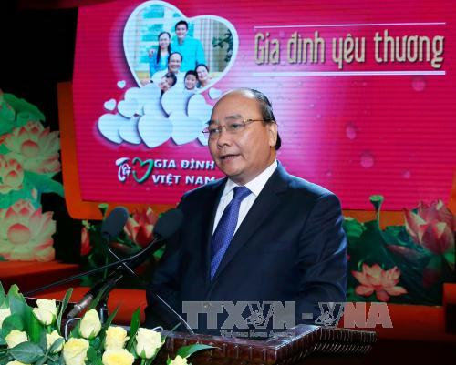 Ceremony to highlight family value in Hanoi