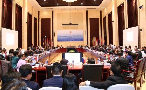 ASEAN Senior Economic Officials Meeting discuss eight priorities for the ASEAN Economic pillar