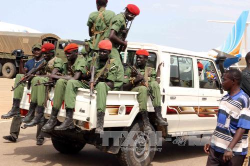 Sudan rebel groups sign AU-brokered peace roadmap