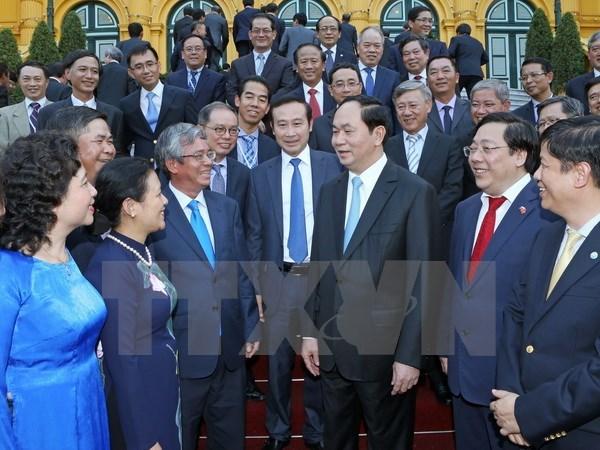 Diplomacy serves national sustainable development goals