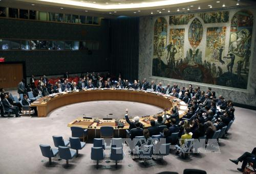 UN Security Council condemns North Korea's ballistic missile launches