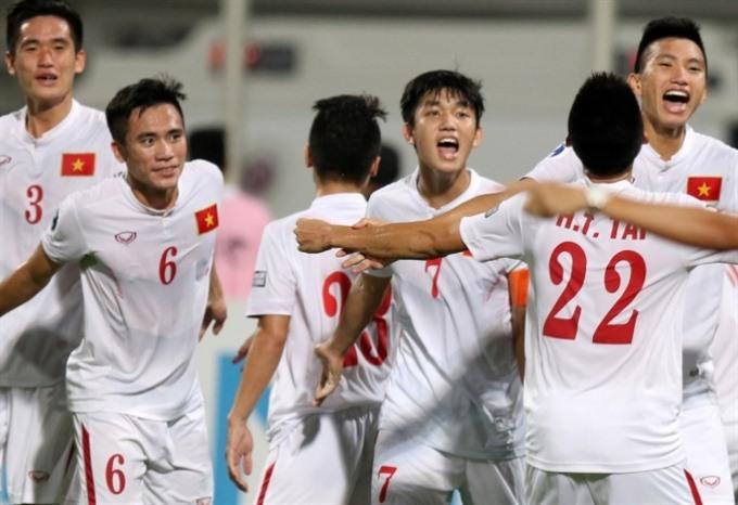 Vietnam U19 qualify for U20 World Cup 2017