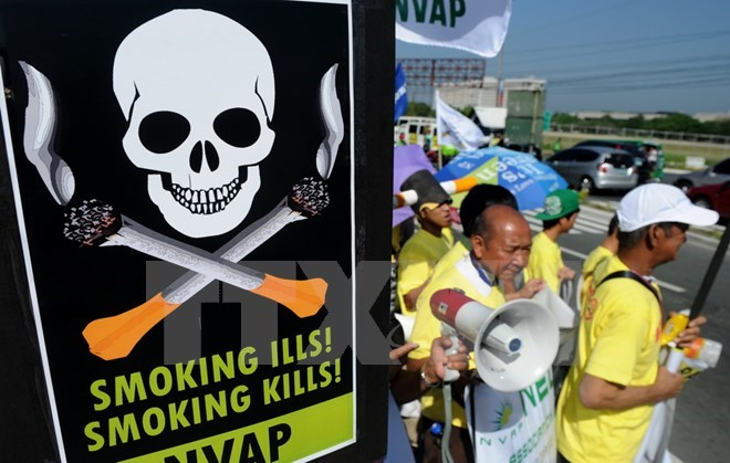 Vietnam shares experience in prevention of tobacco's harmful effects