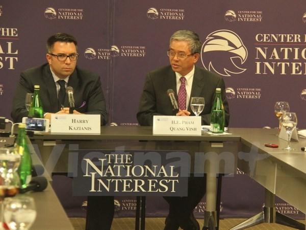 "Vietnamese Ambassador: ""Vietnam-US relations have great potential for development"""