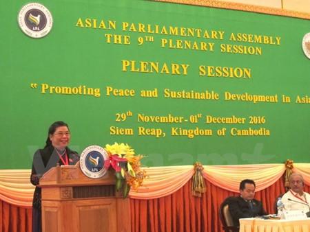 Vietnam contributes to success of APA Executive Council Meeting