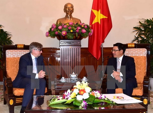vietnam, spain urged to step up multi-dimensional ties hinh 0