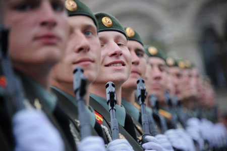 Russia commemorates 67th anniversary of victory over fascism