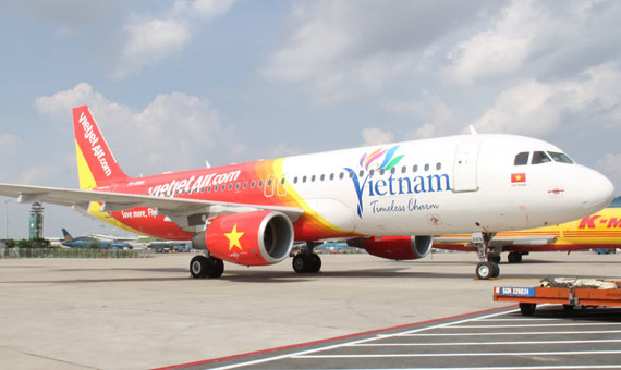 VietJetAir signs agreement with CyberSource