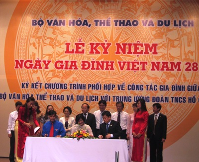 Vietnam Family Day celebrated