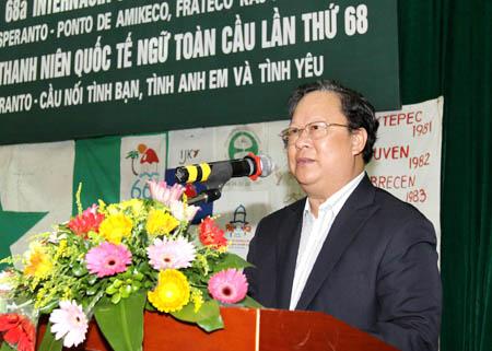 68th International Youth Congress gets underway