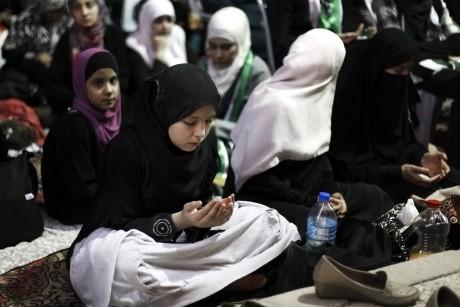 Ramadan ends on unpeaceful note