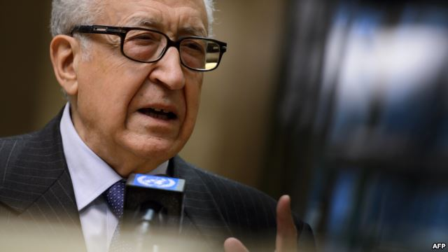 UN special envoy seeks solutions to Syria's crisis