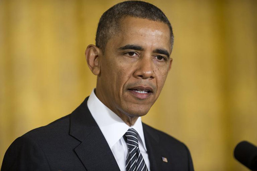 US President Barack Obama urges Congress to give Iran diplomacy a chance