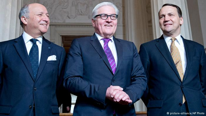 Germany, France, Poland call for Common European Security and Defense Policy