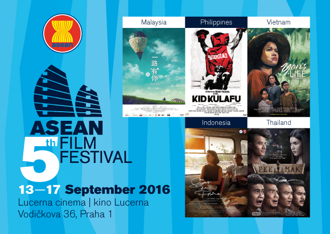 5th ASEAN Film Festival in Czech Republic