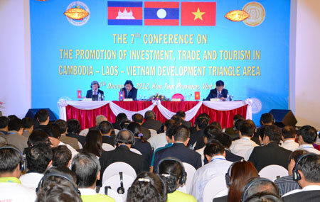 investment promotion in cambodia-laos-vietnam development triangle hinh 0