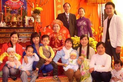 Longevity celebration and the beauty of Vietnamese culture Culture