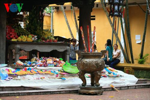 Celebrations of 7th full-moon festival