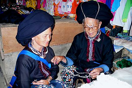 Dao Khau – a typical Dao group Colorful Vietnam-Vietnam's 54 ethnic groups
